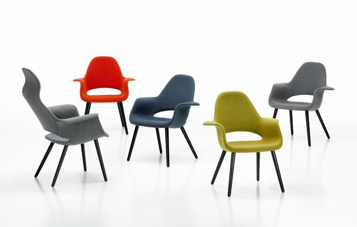 Eames - Organic chair