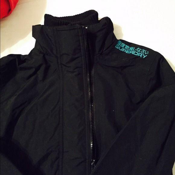 Superdry Jacket women's superdry jacket size small, wore twice, like new. Superdry Jackets & Coats