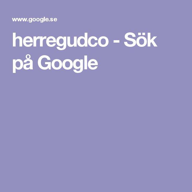 herregudco - Sök på Google