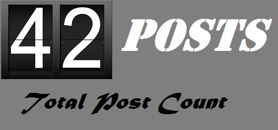 How To See Total Number Of Posts On Other Blogs | IT Help Zone