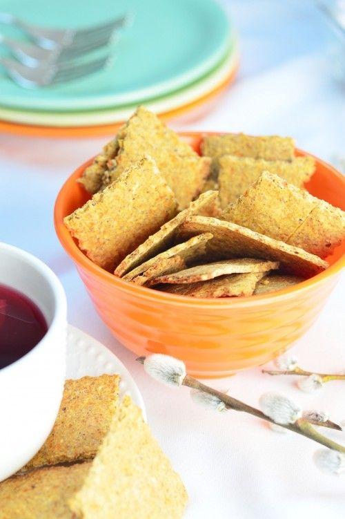 Diós-sárgarépás ropogós recept