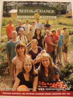 Favorite Garden Catalogs & Seeds