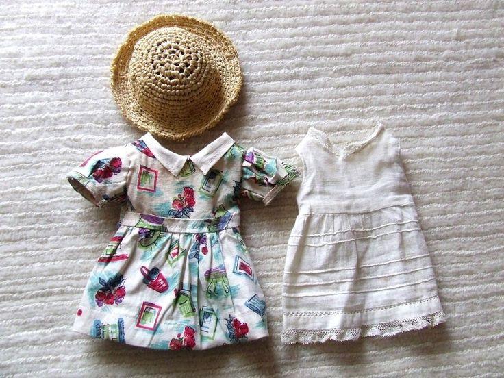 authentique robe sous robe et chapeau G.L. pour poupée Bleuette 1942-46 | Jouets et jeux, Poupées, vêtements, access., Poupées anciennes | eBay!