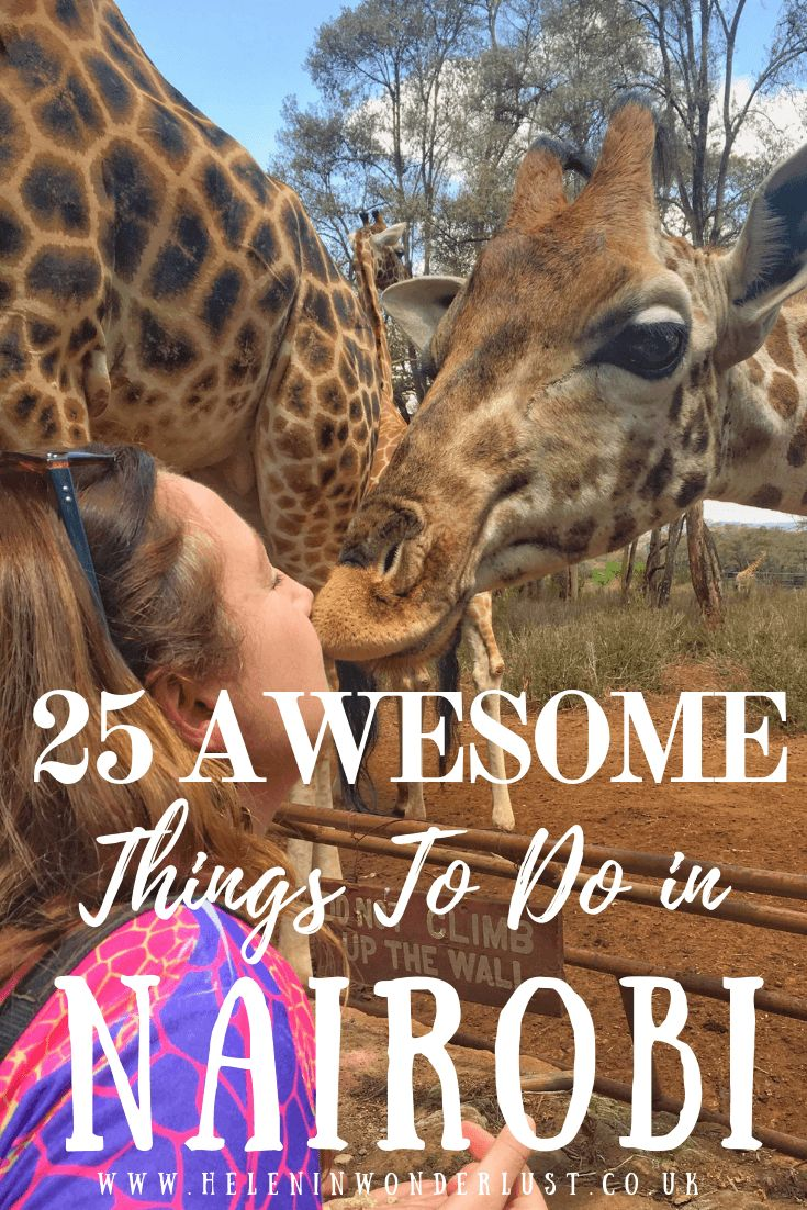 25 Awesome Things to Do in Nairobi