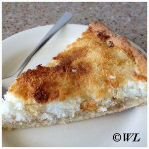 Crostata Raffaello | kookgek wilma
