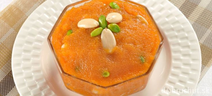 Chalva z mrkvy