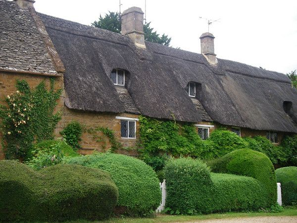 Great Tew, England
