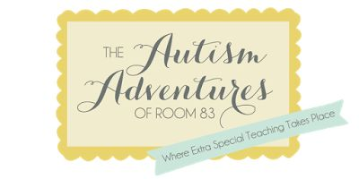 The Autism Adventures of Room 83  What a great site!! Lots of information. Check it out.