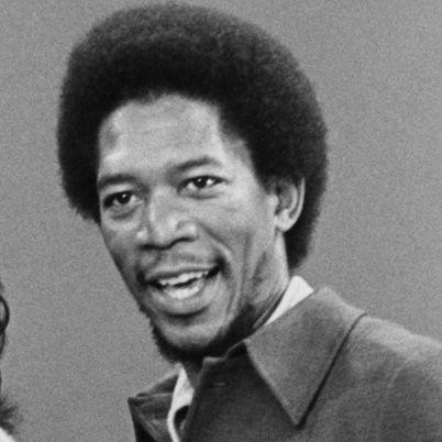 Morgan Freeman. ดูแล้วรู้สึกว่า ความแก่ไม่เคยปรานีใคร ความแก่ทำให้หน้าตาเปลี่ยนไปเยอะ