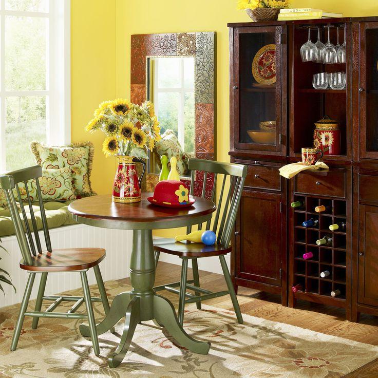 Dartmont Open Wine Cabinet