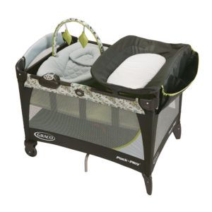 Graco Pack N Play Changing Table Tilt