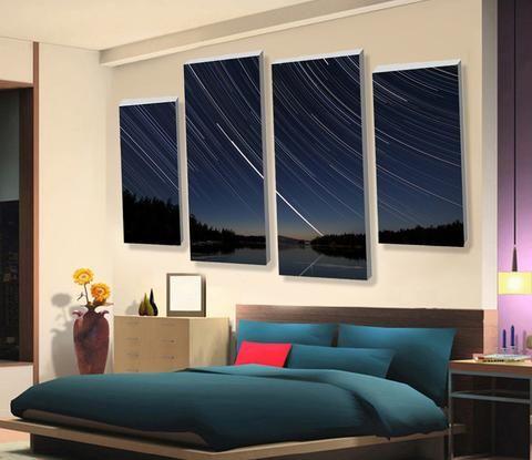 Shoting Star Multi Panel Canvas