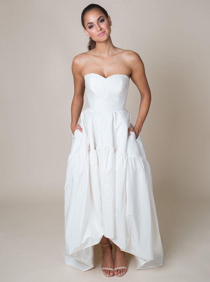 Amazing Build A Bride by heidi elnora Katrina Arnold Wedding Dress The Knot