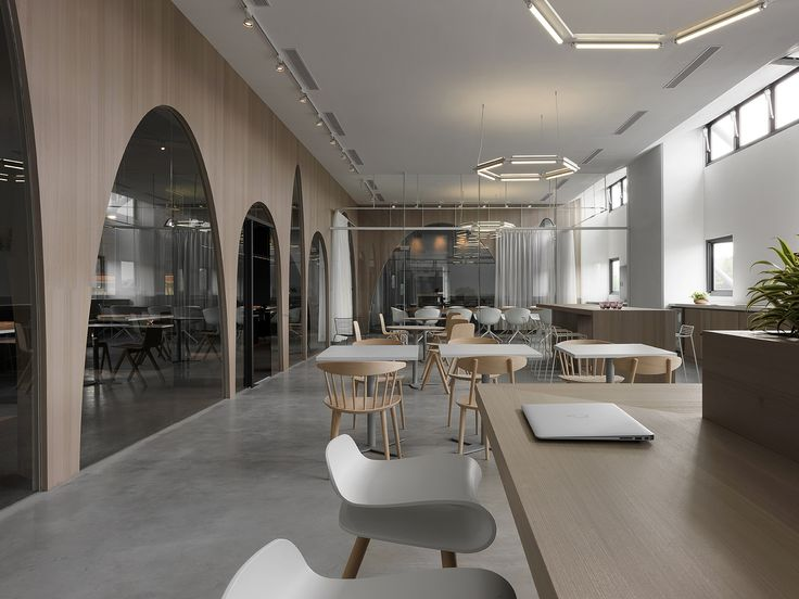 Gallery of H&M Logistic Office / JC Architecture - 13