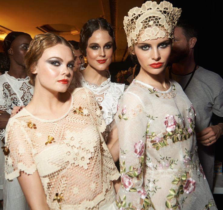 #nevenka #madeinmelbourne #melbourne #fashion #lace #vintage #dress #european # #embroidery #gold #collection #love #fashion #boutique #custom #floral #flower #fabric #MSFW www.nevenka.com.au