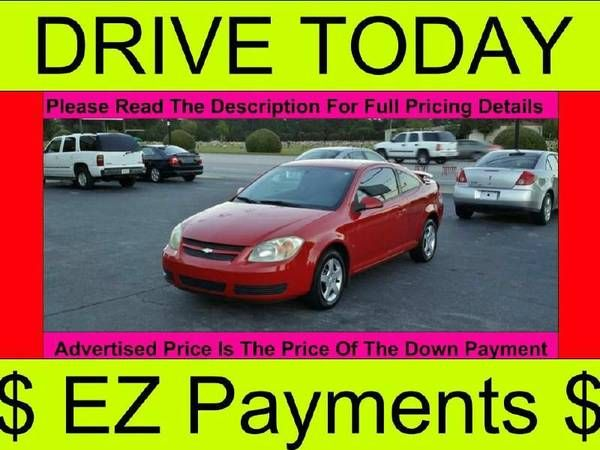 2007 Chevrolet Cobalt LT  803car.com  down payment is (Chevrolet_ Cobalt_) $800