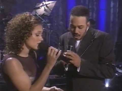 "James Ingram & Tamia "" How Do You Keep The Music Playing """