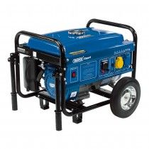 Draper 87088 2.5KVA Petrol Generator with Wheels