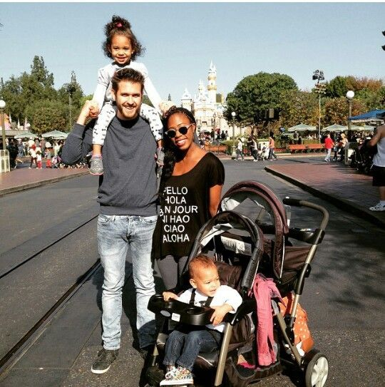 We Are Thankful For Our Children, Each Other And Our Family! Gorgeous Interracial Family #Love #WMBW #BWWM Find your #InterracialMatch Here www.interracial-dating-sites.com