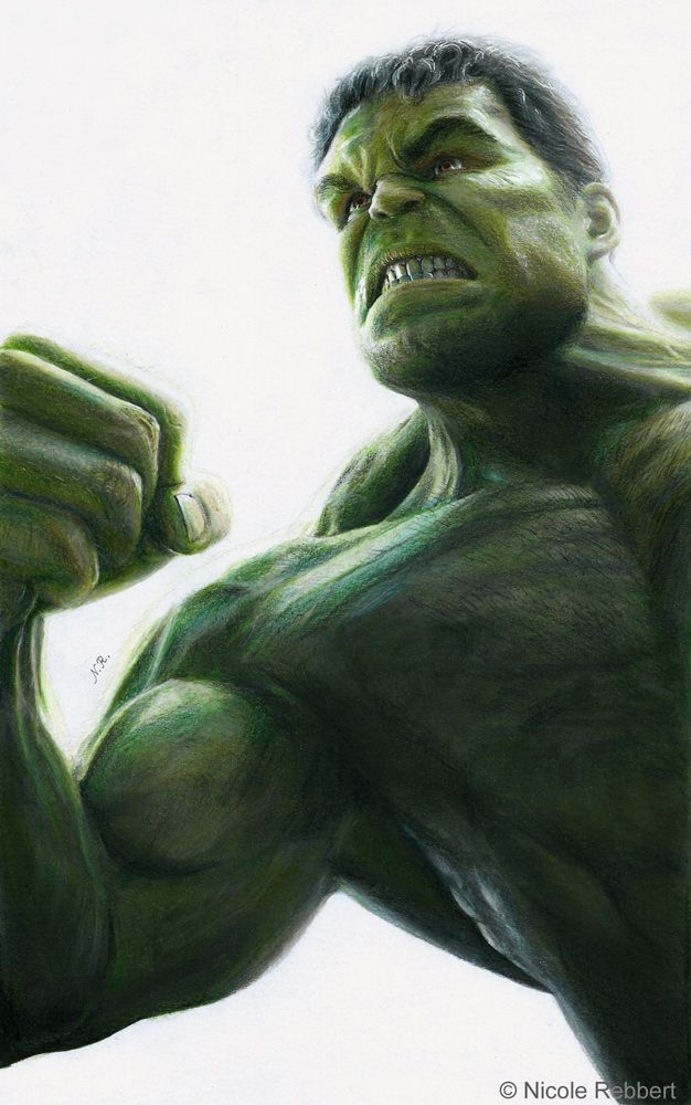 17 Best images about Hulk on Pinterest | Gabriel, Pencil ...