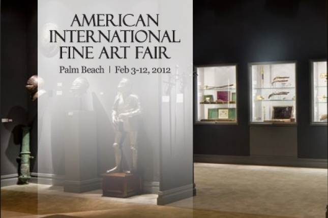 American International Fine Art Fair