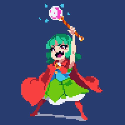 bigjerkart:  Fara   & The Eye of Darkness   by Spaceboy Games is a very cute game currently in development! You should check it out!!