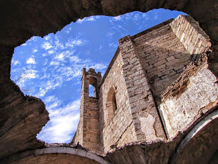 Convento de San Antonio de Padua en Garrovillas de Alconetar #Convento #Convent #ruinas #Ruins