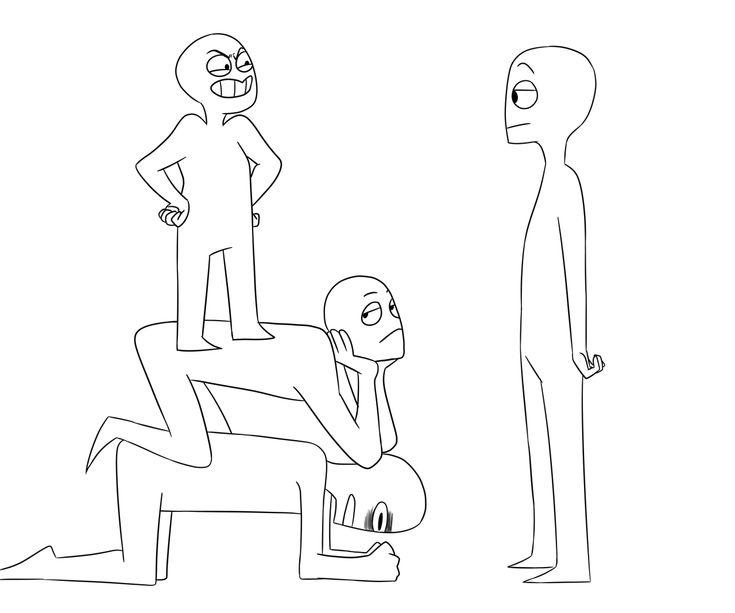 Смешные картинки манекены для рисования, картинки