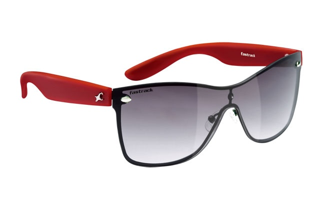 Funky wayfarers with bright temples which suit every face. Denim from Fastrack    http://www.fastrack.in/product/c050bk1/?filter=yes=denim=1=995=2295=4