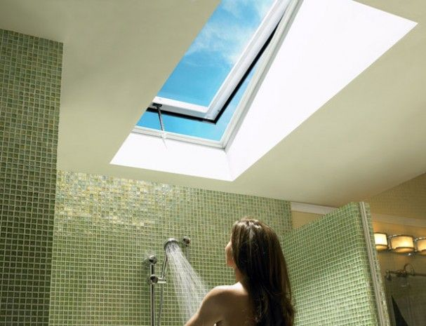 17 best images about velux skylights on pinterest solar for Cleaning velux skylights