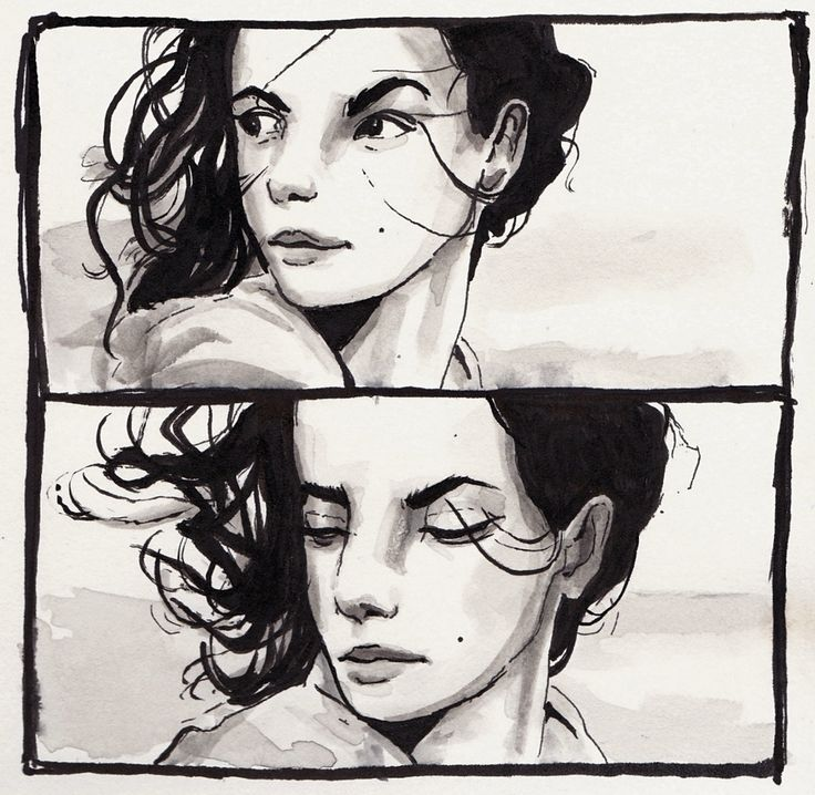 Kaya Scodelario. #drawing #penandink #imperfections