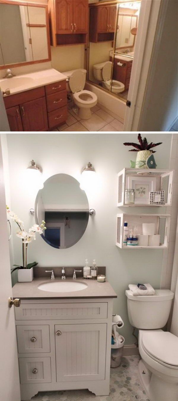 Wonderful Before And After Makeovers: 30+ Awesome Bathroom Remodeling Ideas 2017. Spa  Bathroom DecorSpa ...