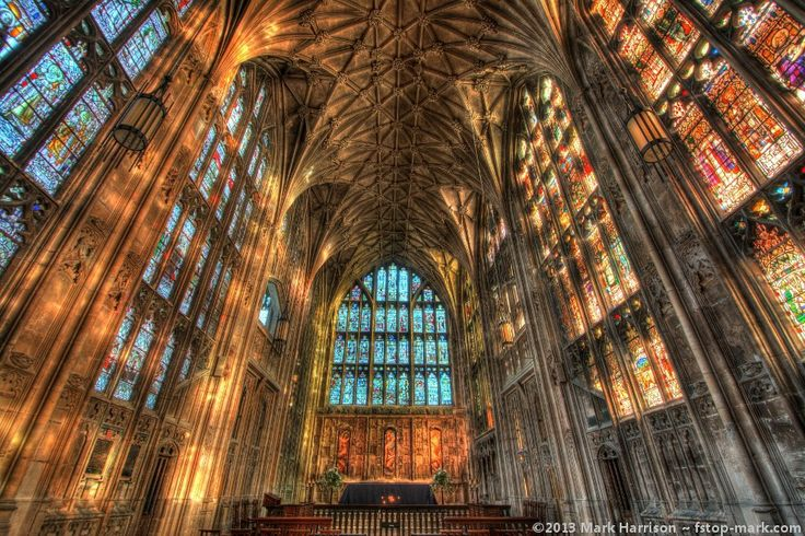 cathedral of light by fstop mark on 500px