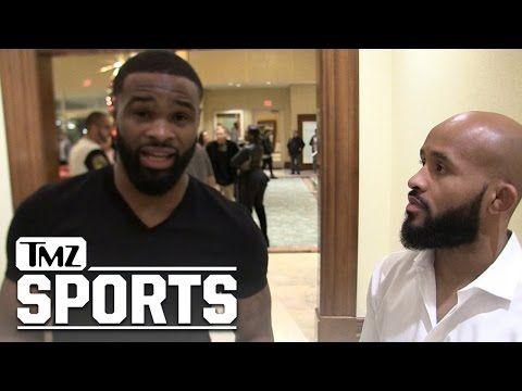 TYRON WOODLEY & Demetrious Johnson: RONDA SHOULD FIGHT AGAIN | TMZ Sports