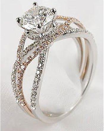 Engagement ring ~ Massive CLEARANCE SALE exclusively at #Capri #Jewelers #Arizona ~ www.caprijewelersaz.com ♥