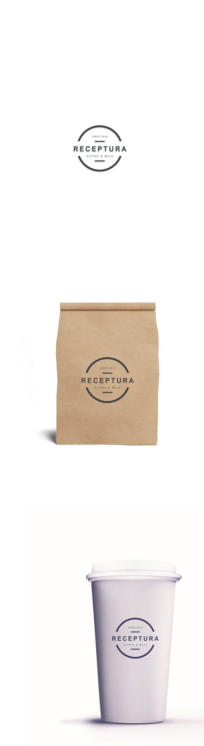 Praca nr 299820 w konkursie Logo dla nowej kawiarni w centrum Krakowa RECEPTURA | Corton.pl