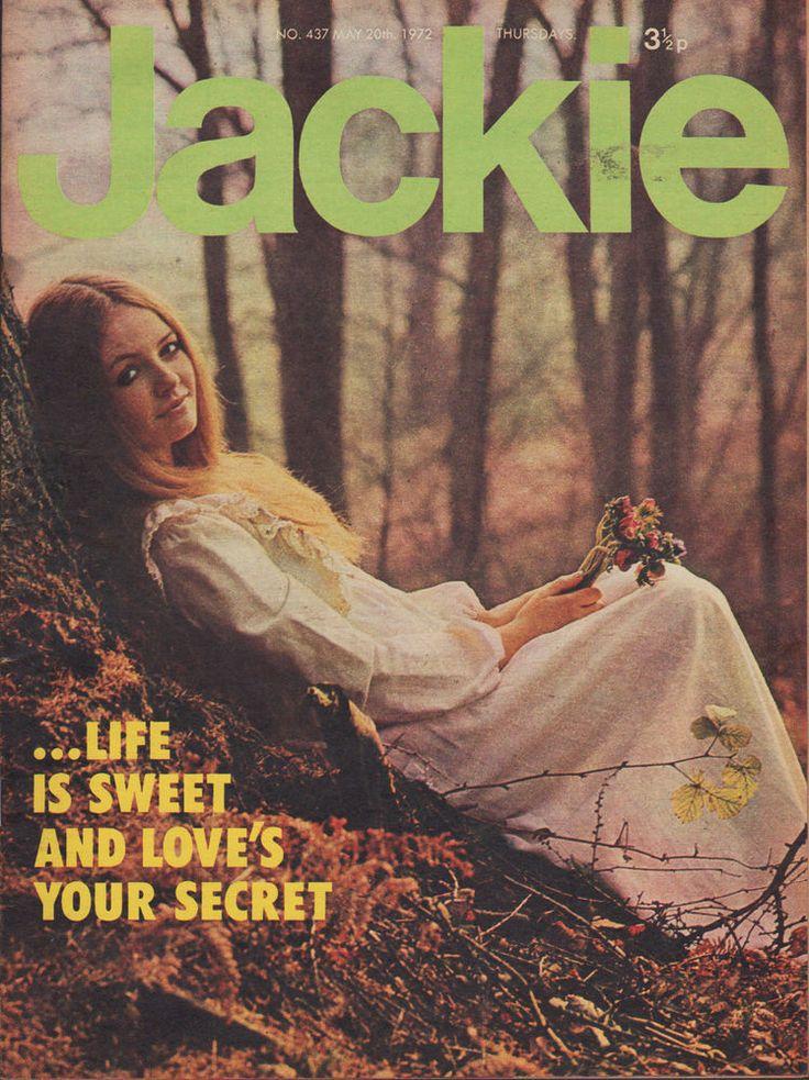 Jackie Magazine 20 May 1972 No.437     Nilsson     The Sweet     Cliff Richard