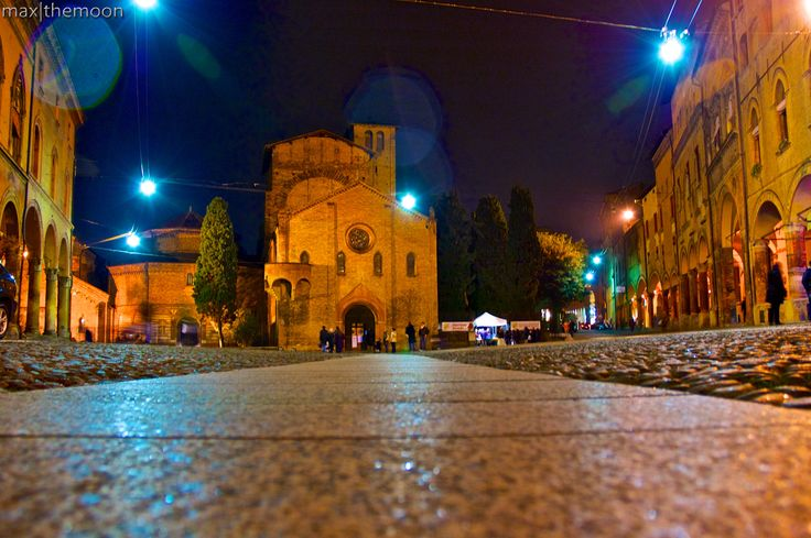 7 Chiese in the night