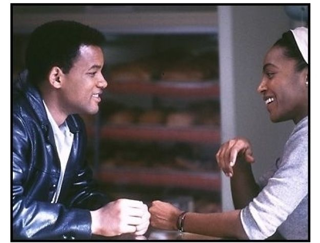 """Nona Gaye was phenomenal in this film! (""""Ali"""") She won Best Supporting Actor. Will Smith gave an Academy Award winning performance too. I guess the Academy could not have two black people from the same film winning Oscars. Will Smith was robbed! - Nicky J."""