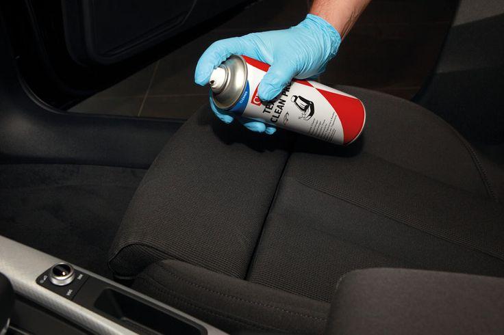 Limpia tapicerías, alfombras, telas, vinilo y cuero en el interior del #coche 🚗 Elimina las manchas difíciles 🌪 Seguro de usar en todas las superficies ✔ ¡Infórmate! ☎️ 954 184 986 - 954 760 550