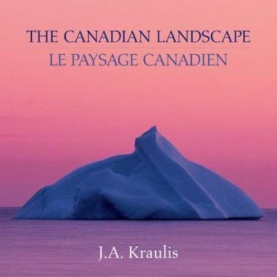 The Canadian Landscape is a collection of more than 125 sweeping images by internationally acclaimed photographer J.A. Kraulis. Each stunning picture tells the tale of a vast country and of a photographer's relationship with it. The text consists of a concise introduction and short, descriptive captions that accompany each photograph.
