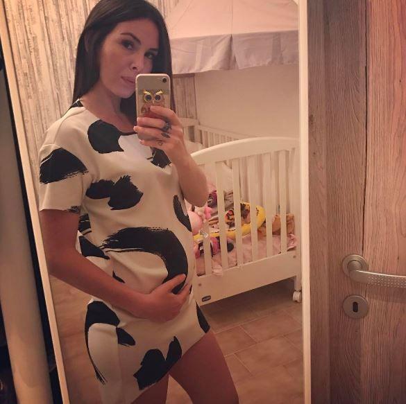 Gossip, Micol Olivieri incinta del secondo figlio svela il sesso del bambino
