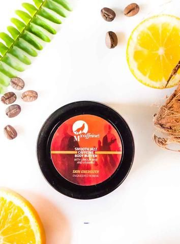 Caffeine Body Butter