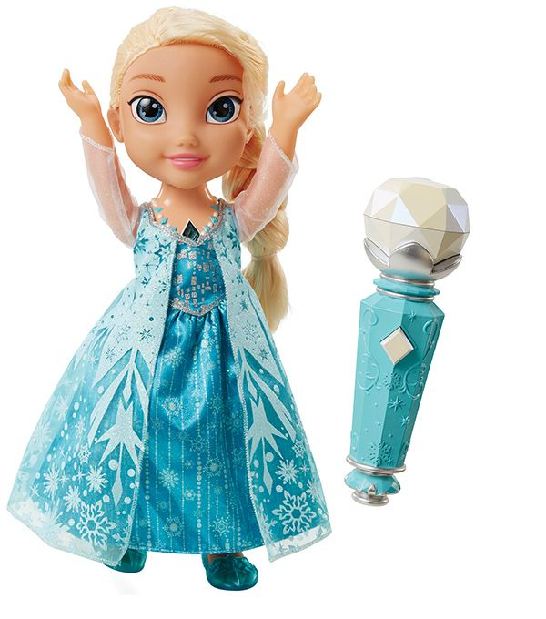 Top Christmas Gifts 2015 for Children 3 - 5-years-old Girls