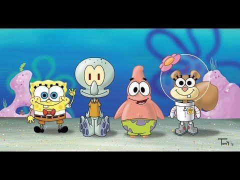 SpongeBob SquarePants Full Episodes Live 24/7 1080p-HD  - SpongeBob SquarePants Live - YouTube