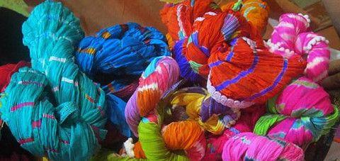 The Traditional art of Bandhini and Leheriya – India1001.com