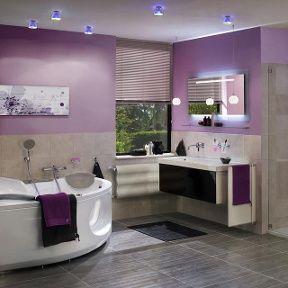 Im Badezimmer ist die richtige Beleuchtung besonders wichtig. (Quelle: dpa/Licht.de)