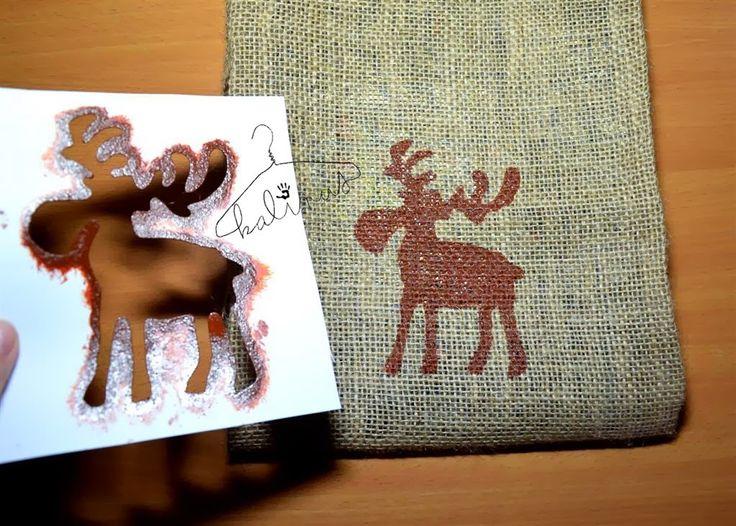 Świąteczne DIY z kalinus TUTORIAL