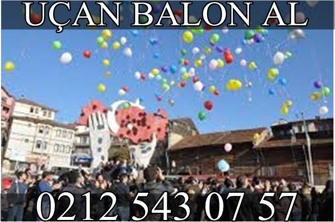 Uçan balon tüm organizasyonlarınıza fark katacak en iyi balon çeşididir. Eğlenceli partileriniz için uçan balon tercih edin.