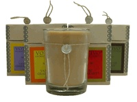 My favorite candles ~ Votivo candles